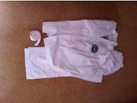 Tae kwondo suit size medium