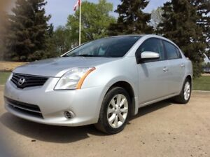 2012 Nissan Sentra, S-PKG, RARE 6/SPD, FULLY LOADED, CLEAN, 154k