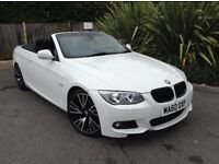 BMW 3 SERIES 2.0 320i M Sport 2dr Auto Convertible