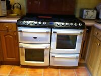 Belling 7 hob double oven Range Cookcentre