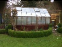 """glass panes for greenhouse, mainly 24""""x18"""""""