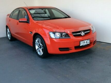 2008 Holden Commodore VE Omega Red 4 Speed Automatic Sedan Mount Gambier Grant Area Preview