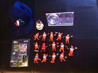 Lot des Expos de Montréal/ Youppi baseball pour collectionneurs