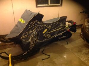 Cover for ski doo xp price is firm  like new