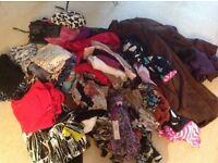 Bundles of Women's & Men's assorted Designer Clothing