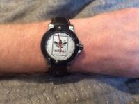 Rare, Vintage 1990's, analogue ADIDAS Sports Men's wristwatch: pre-loved but good condition
