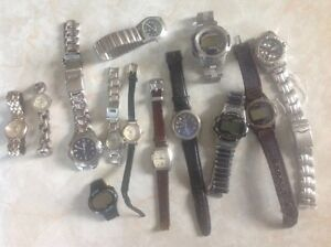Lot of 13 Watches!