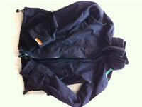 Ladies superdry windcheater size S