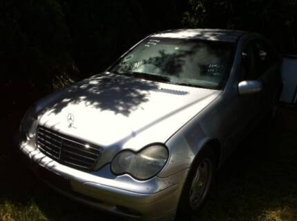 2003 MERCEDES CLK200 AUTO WRECKING FOR PARTS St Marys Penrith Area Preview