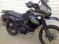 2014.5 KLR 650 Special Edition - L/New - REVISED ADD!