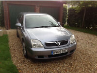 Vauxhall Vectra Estate Elite -Automatic - Silver - Petrol - Low Mileage