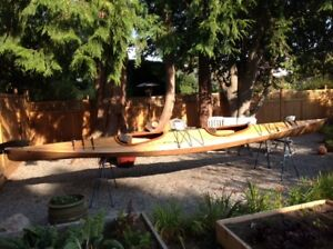 Double Pygmy Wood Kayak