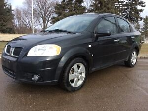 2008 Pontiac Wave, SE-PKG, 5/SPD, LOADED, 114K, $4,500