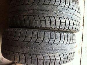 205/55/16 Michelin X-Ice Snow Tires