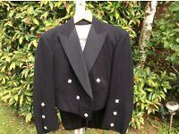 """Prince Charlie jacket and waistcoat set. 42"""""""