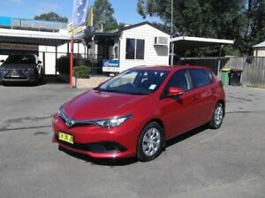 2016 Toyota Corolla ZRE182R MY15 Ascent 7 Speed CVT Auto Sequential Hatchback North Richmond Hawkesbury Area Preview