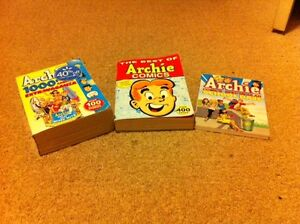 1 JUMBO Archie Comic + The BEST of Archie + School SPECTACULAR