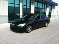 2007 Honda Accord SE Super Economique Demarreur a distance