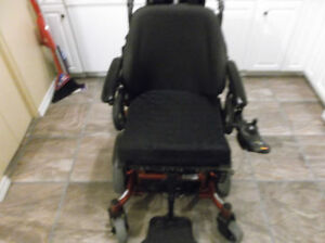Quickie Xperience Electric Wheelchair
