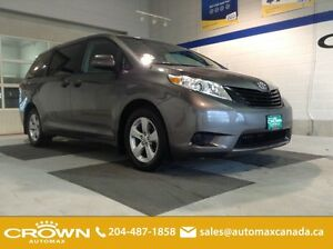2013 Toyota Sienna 7 Pass V6 *Bluetooth/Alloys/Remote Start!
