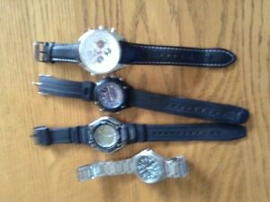 4 Mens watches