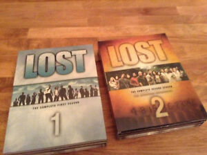 LOST TV SERIES / DVD's - Season 2 only