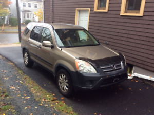 2006 Honda CR-V used, well maintained $3900 OBO