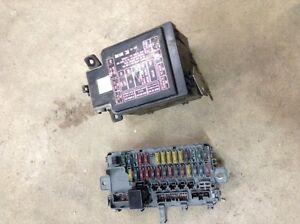 Honda Civic fuse box and relay box London Ontario image 4