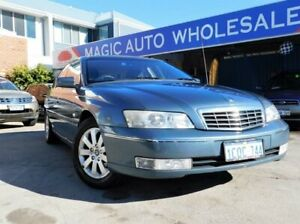 *** Holden STATESMAN *** V6 + AUTO *** FULL SERVICE History !!! FREE TOW BAR & 6months REGO !!