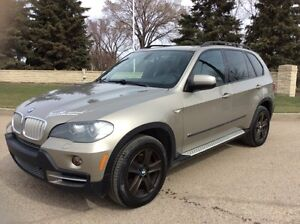 2008 BMW X5, TECH-PKG, AUTO, AWD, LEATHER, ROOF, $12,500