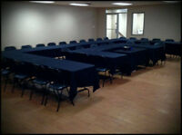 Conference/meeting/party space available - hourly & daily rates