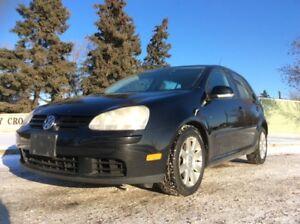 2008 Volkswagen Rabbit, GL-PKG, AUTO, HEATED SEATS, CLEAN!