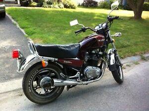 1983 Suzuki GR650 Tempter for sale