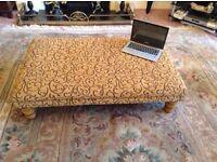 Coffee table stool