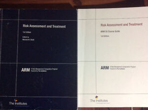 ARM 55 CRM Risk Assessment and Treatment 1st Edition by Elliot