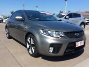 2011 Kia Cerato TD MY12 Koup SLS Silver 6 Speed Sports Automatic Coupe Pialba Fraser Coast Preview