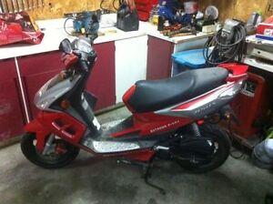 scooter tgb r50x
