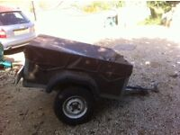 Small car trailer- REDUCED