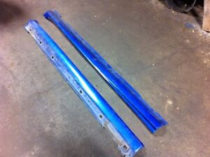 JDM SUBARU WRX STI VERSION 8 SIDE SKIRTS