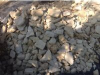 FREE - Large Amount of Hardcore/Rubble/Building Material - Ready for Collection from Guildford GU1
