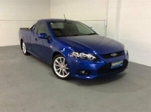 2013 Ford Falcon FG MkII XR6 Ute Super Cab Blue 6 Speed Sports Automatic Utility Burleigh Heads Gold Coast South Preview