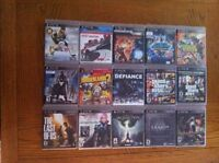 PS3 + 30 Jeux + 4 Manette + Micro + Manette dvd +++