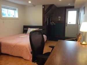 Legal Private Furnished Apt. 1st Floor Near Toronto Airport