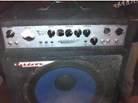 Bass combo 300w