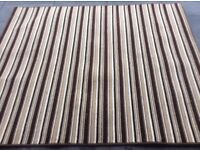 Stripe rug £20!!