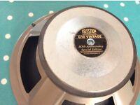 Celestion G10 Vintage, 8ohm, 60Watt Guitar speaker
