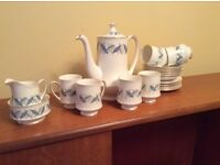 """Coffee set,""""Trend"""" by Royal Standard"""