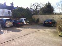 Parking Space. Central Brighton.