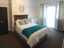 Large Room Available in 4 Bed Shared House - Just Refurbished - Bills Included - No Couples