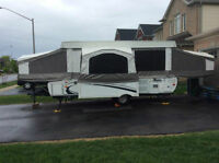 Ultimate Palomino 2007 14 ft. Tent Trailer